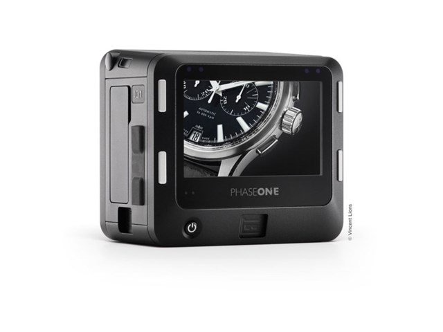 Phase One CPO - Digitalbakstycke IQ1 100Mp till Hasselblad H