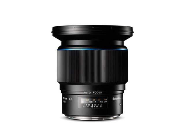 Phase One CPO - AF 35mm f/3,5 LS Schneider Blue ring