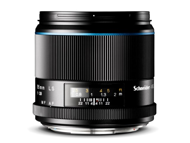 Phase One CPO - AF 55mm LS f/2,8 Schneider Blue Ring