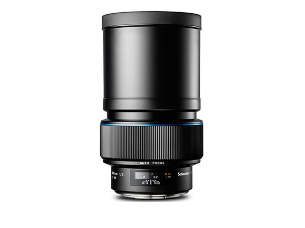 Phase One CPO - AF 240mm LS f/4.5 Schneider Blue Ring