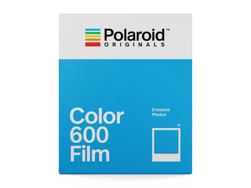 Polaroid Film Color 600 till  600 / I-type kameror