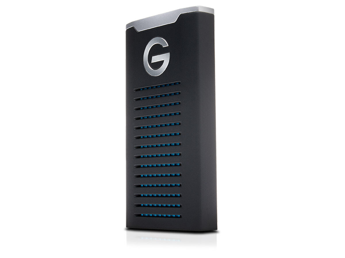 G-Technology T-Technology G-Drive mobile SSD R-Series 1000GB