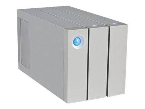 LaCie 2big 12TB Thunderbolt 2 USB 3.0
