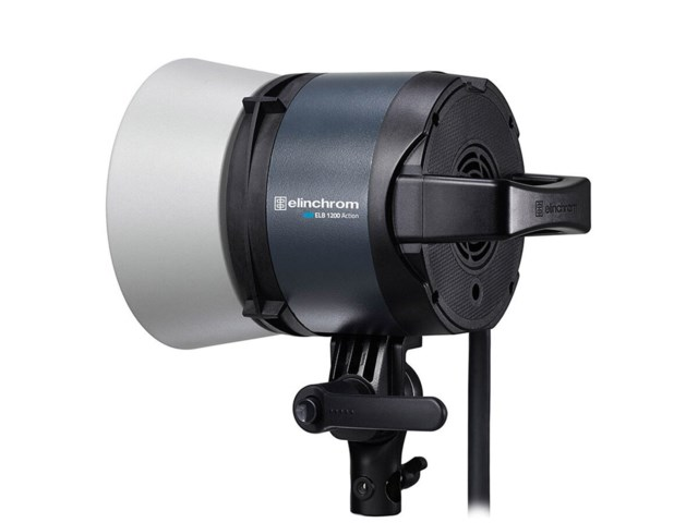 Elinchrom Lamphuvud ELB 1200 Action head