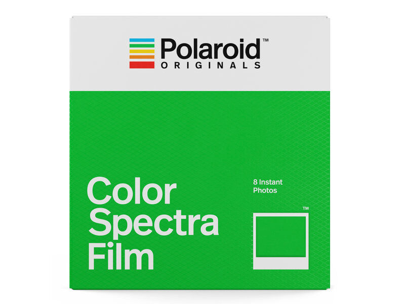 Polaroid Originals Film Color Spectra