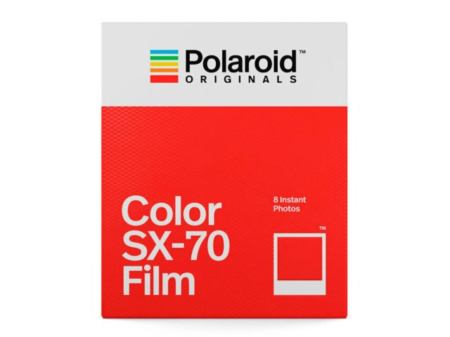 Polaroid Originals Film Color SX-70
