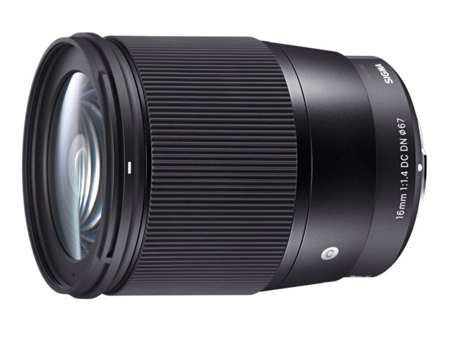 Sigma 16mm f/1,4 DC DN Contemporary till Sony E