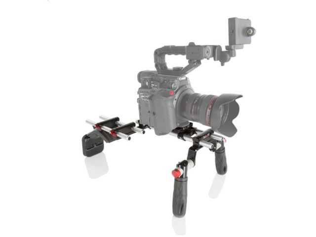 Shape Offset shoulder mount till Canon C200