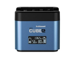 Hähnel Batteriladdare Procube 2 Twin Charger till Fuji / Panasonic