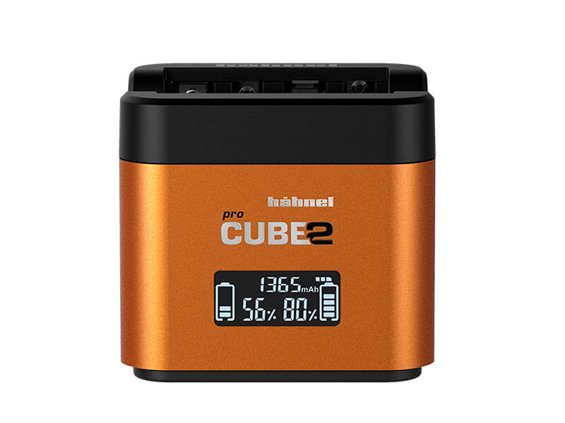 Hähnel Batteriladdare Procube 2 Twin Charger till Sony