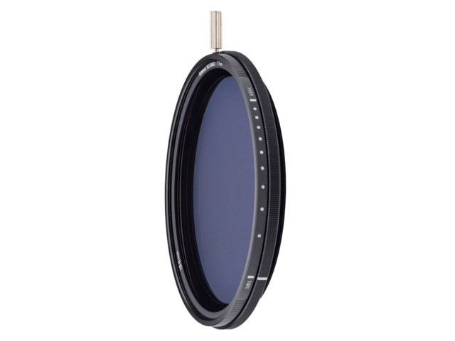 NiSi ND-filter Variabelt Pro Nano 1.5-5 steg Enhance ND-Vario 72 mm