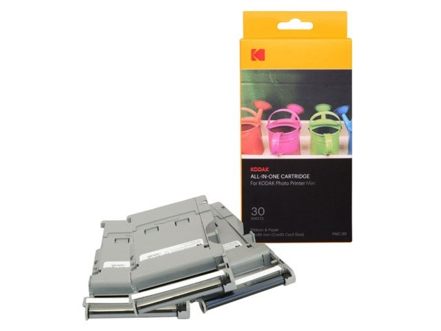 Kodak All-In-One Cartridge 30-pack till Minishot /
