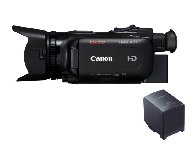 Canon Legria HF G26 Power kit