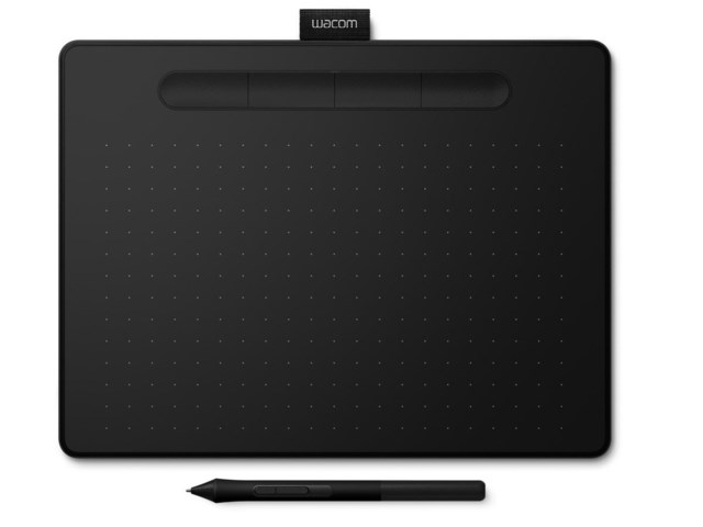 Wacom Intuos Bluetooth Medium (uppackad)