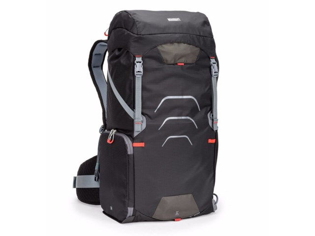 MindShift Gear Kameraryggsäck Ultralight Dual 36L - Black Magma
