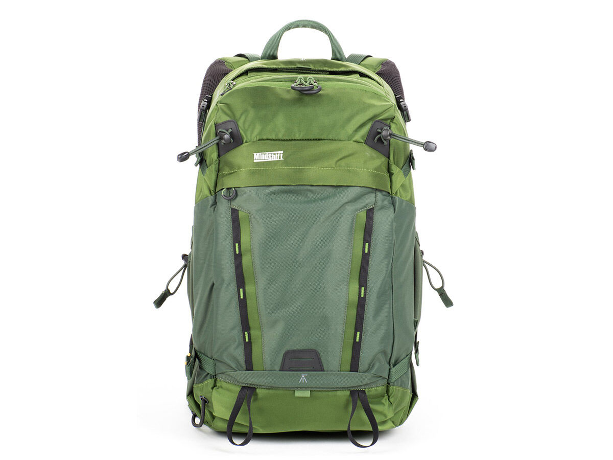 MindShift Gear Kameraryggsäck BackLight 26L Photo Daypack Woodland Green