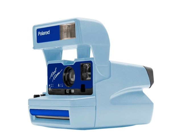 Polaroid Originals 600 Camera Cool Blue Limited Edition