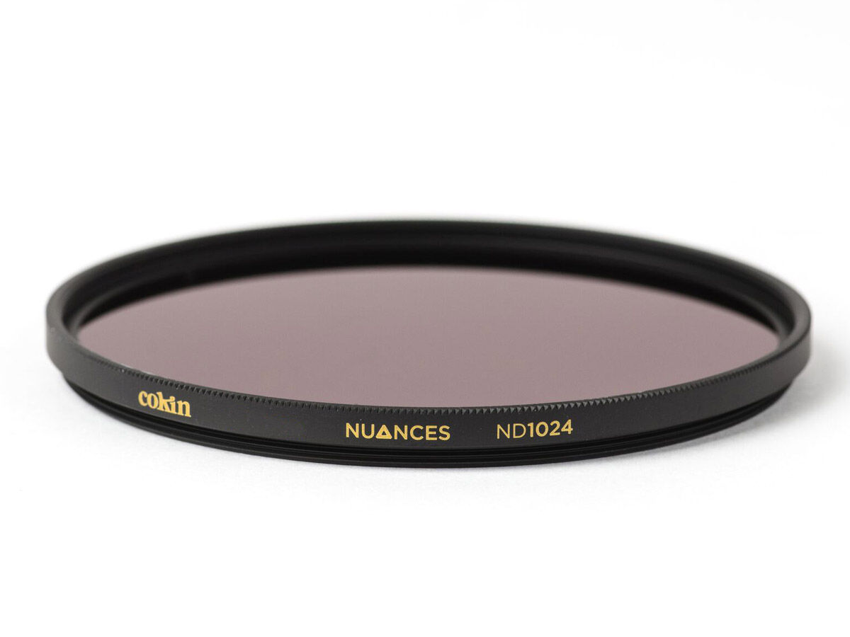 Cokin ND-filter Nuances ND1024 58mm (10 steg)