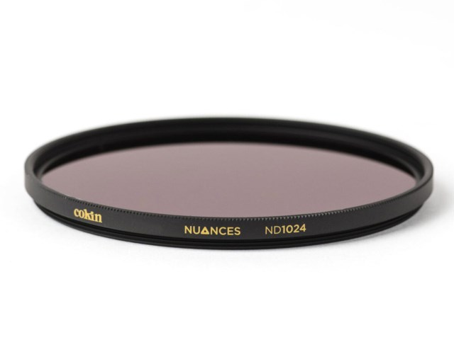 Cokin ND-filter Nuances ND1024 72mm (10 steg)