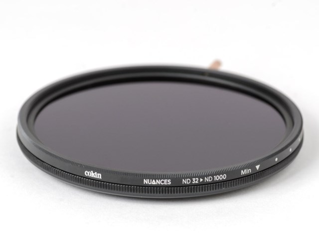 Cokin Variabelt ND-filter NDX 32-1000 77mm (5-10 steg)