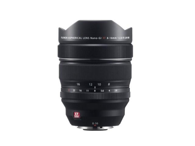 new concept 6035a b60af Fujifilm Fujinon XF 8-16mm f 2,8 R LM WR