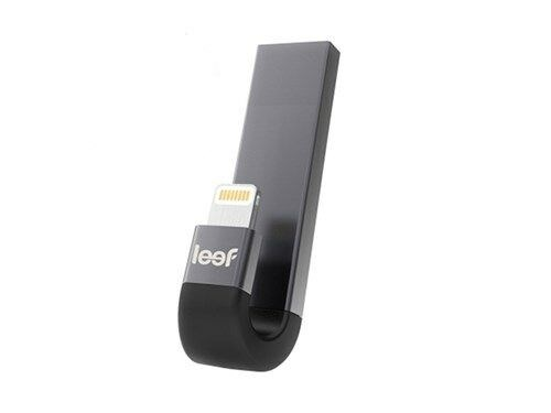 LEEF Ibridge 3 - 64GB svart