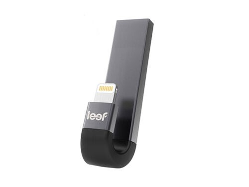 LEEF Ibridge 3 - 128GB svart