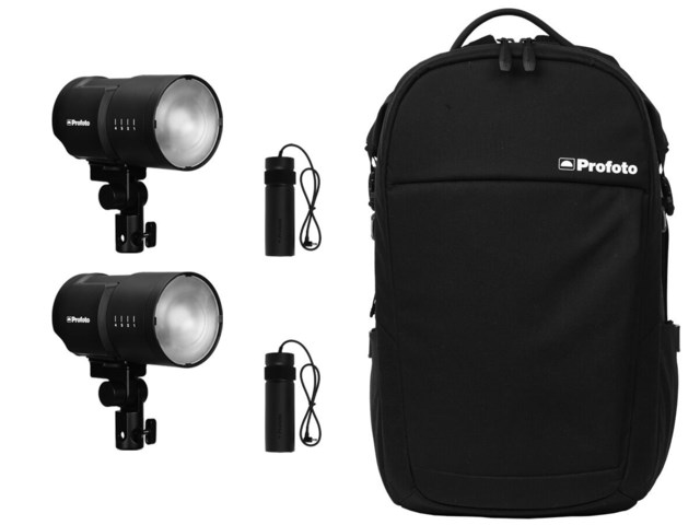 Profoto Batteriblixtpaket B10 Air TTL Duo kit