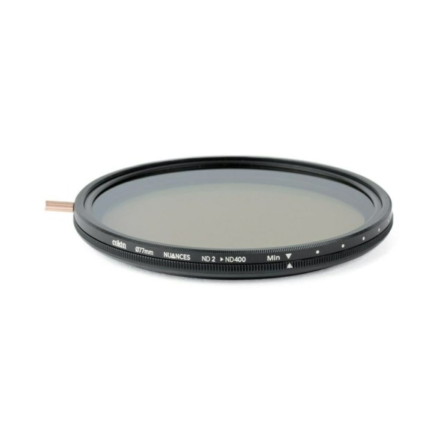 Cokin Variabelt ND-filter NDX 2-400 58mm (1-8 Steg)