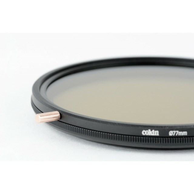 Cokin Variabelt ND-filter NDX 2-400 77mm (1-8 Steg)