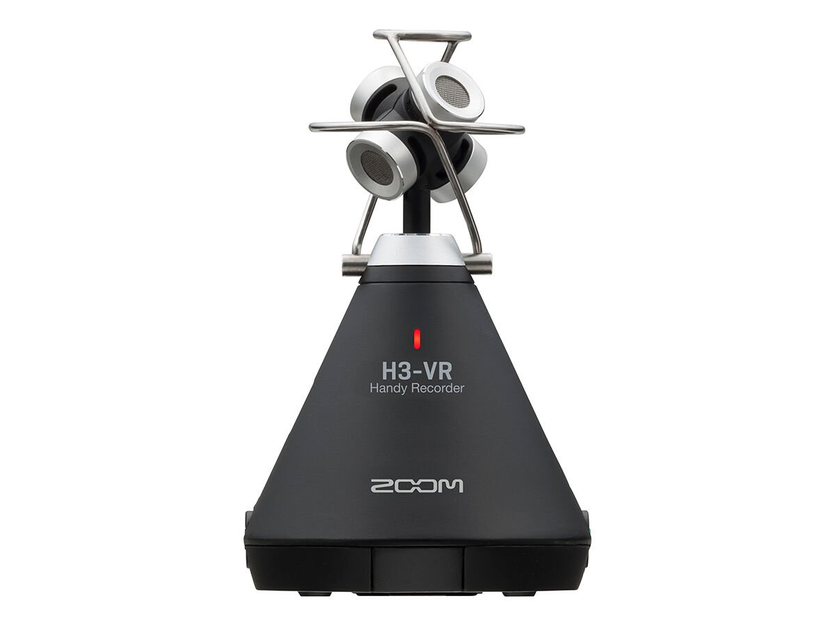 Zoom H3-VR 360° VR-Audio Recorder