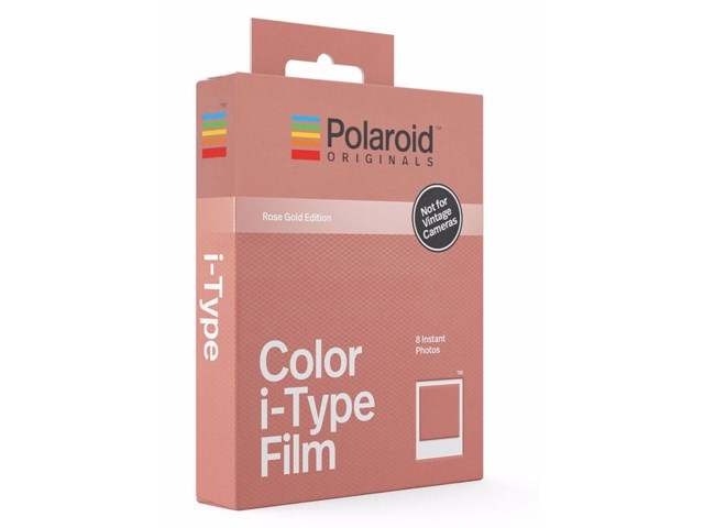 Polaroid Originals Film Color I-Type Rose Gold