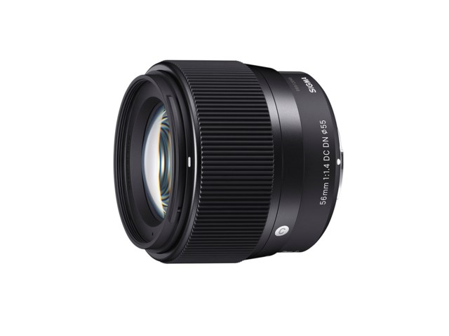 Sigma 56mm f/1,4 DC DN Contemporary till Sony E