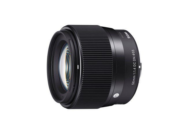 Sigma 56mm f/1,4 DC DN Contemporary till Canon EF-M