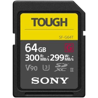Sony Minneskort Secure Digital SF-G Tough 64GB SDXC