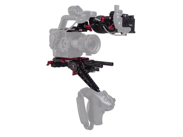 Zacuto Sony FS5/ FS5 II Z-Finder Recoil Pro V2