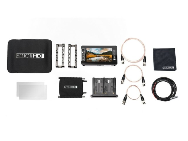 "Small HD LCD-monitor 5"" 503 UltraBright Directors kit -"