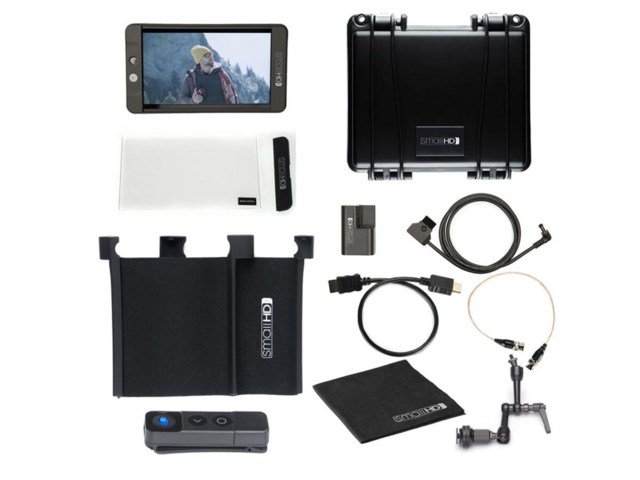 "Small HD LCD-monitor 7"" 702 Bright kit"