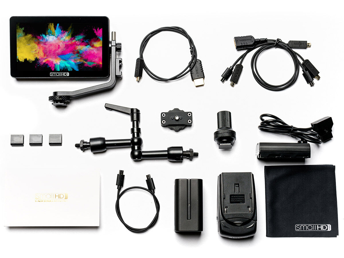 "Small HD Focus OLED-Monitor  5.5"" HDMI Cine kit"
