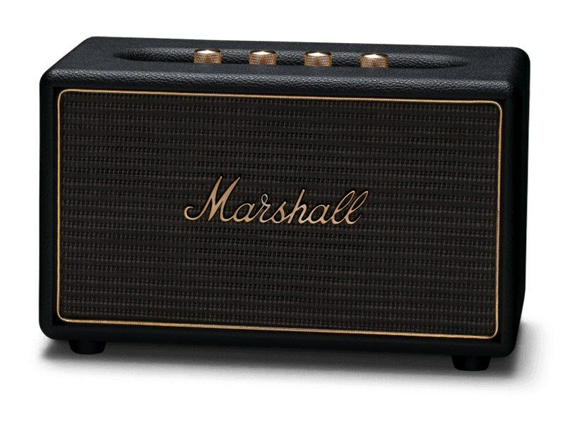 Marshall Acton Multiroom Wifi Svart