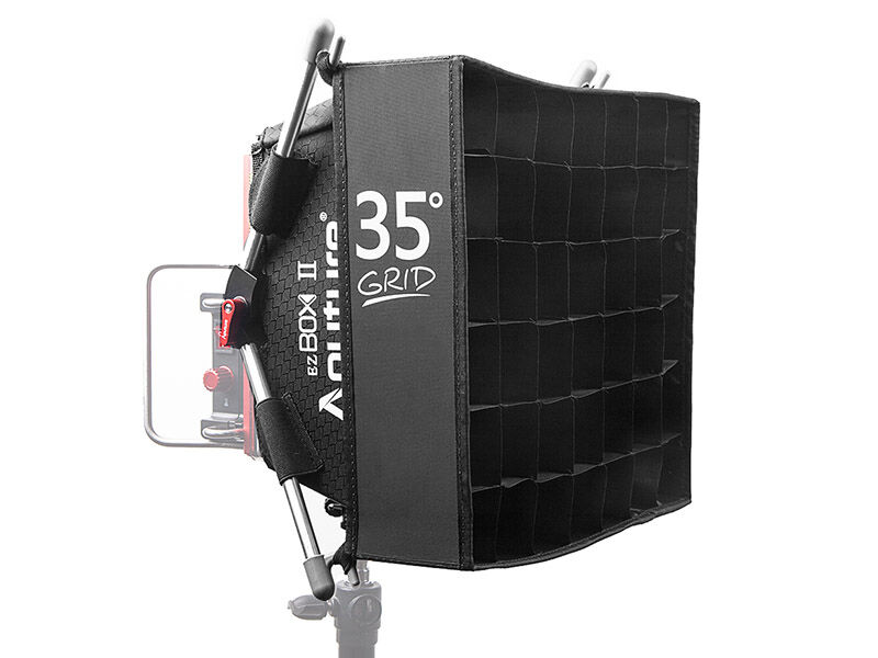 Aputure Softbox Amaran EZ Box II + Grid 35°