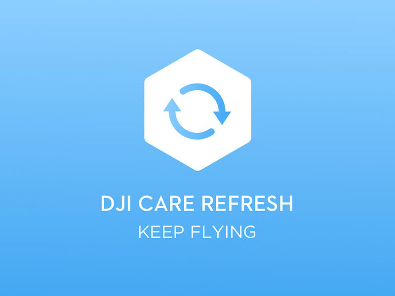 DJI Care 1 Year Refresh till Mavic 2