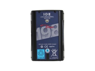 IDX Batteri Duo C198 14.4V 191Wh 2x D-Tap