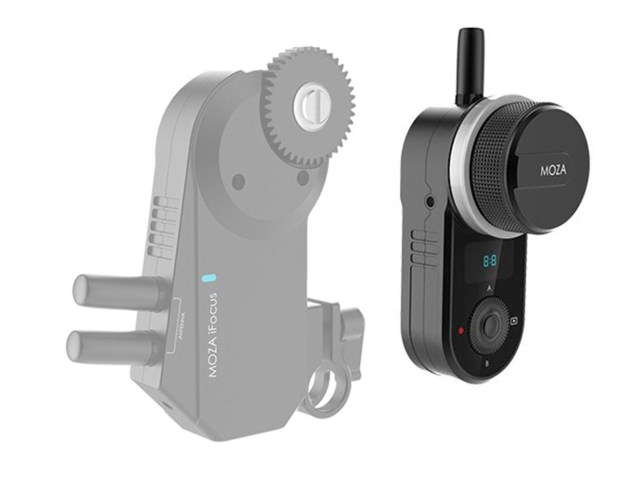 Moza iFocus Wireless Follow Focus Handunit