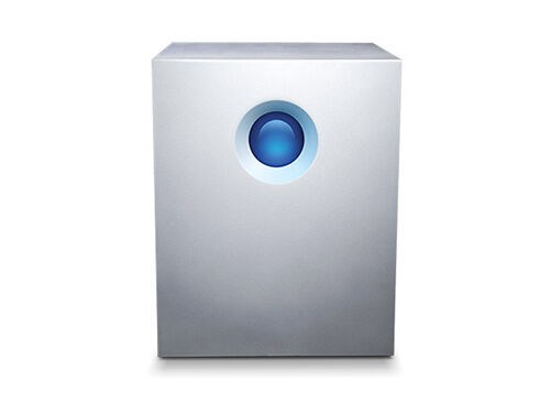 LaCie 5big Thunderbolt 2 40TB