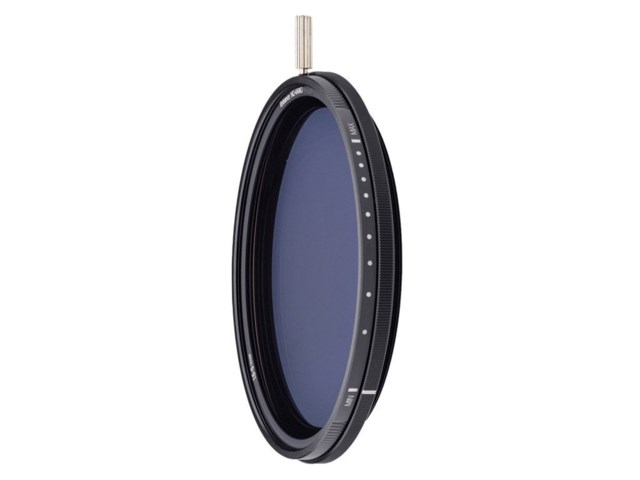 NiSi ND-filter Variabelt Pro Nano 1.5-5 steg Enhance ND-Vario 58 mm