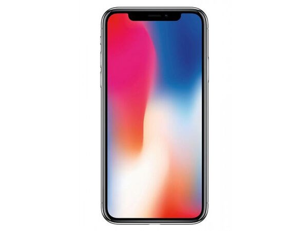 Apple Iphone X 64GB Rymdgrå