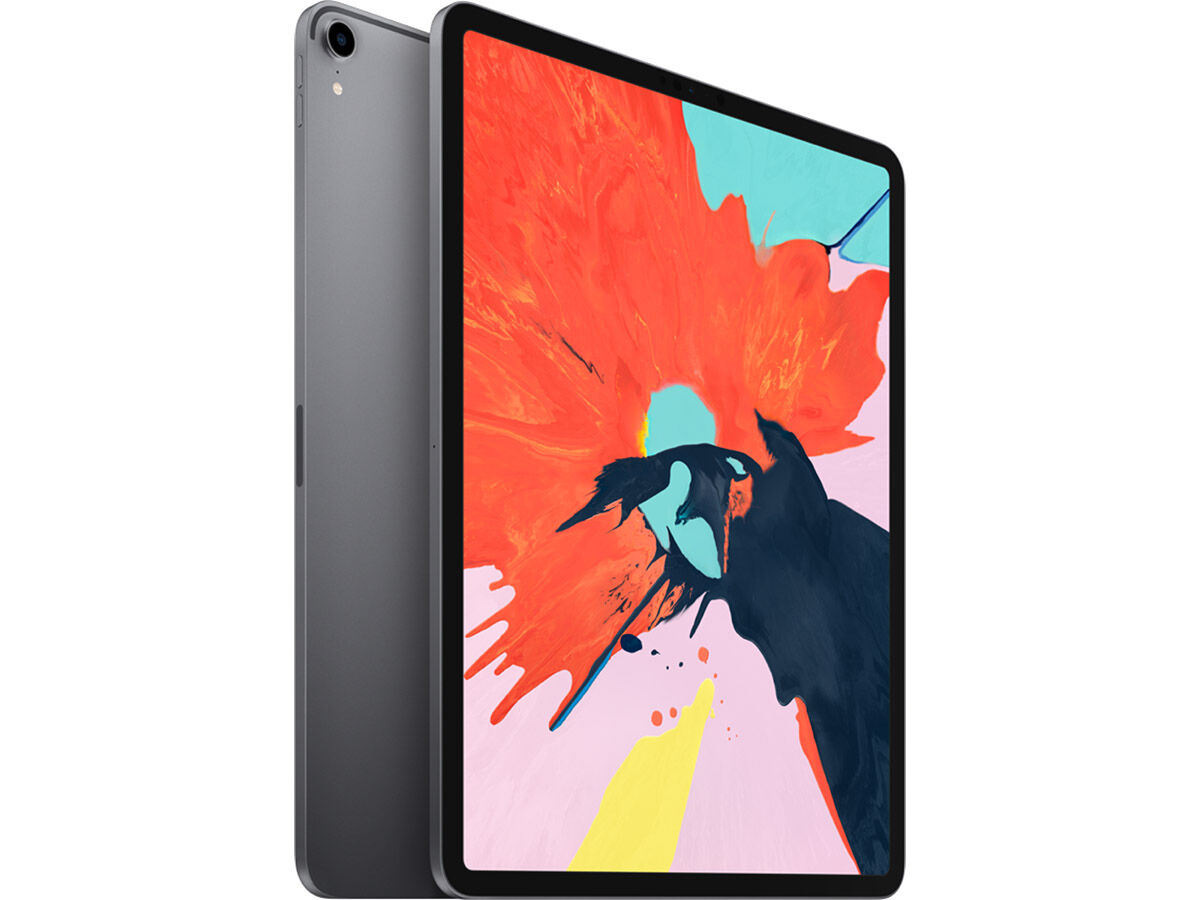 "Apple iPad Pro 12,9"" 512GB WiFi Cellular rymdgrå,"