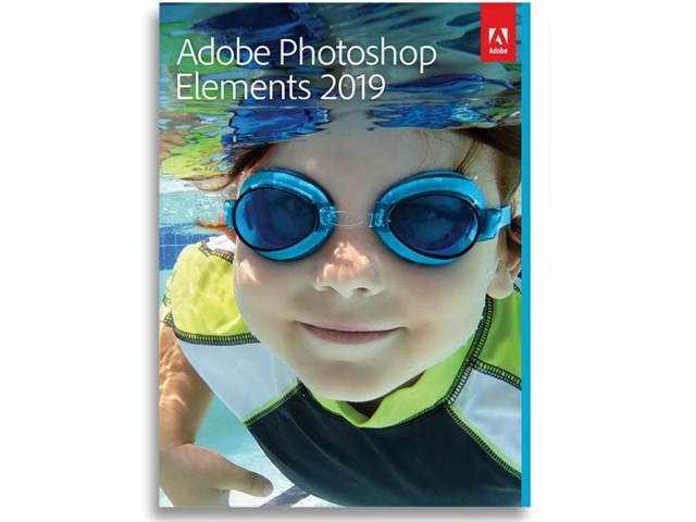 Adobe Photoshop Elements 2019 Engelsk licens Boxpaket