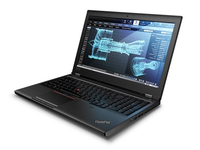 Lenovo ThinkPad P52, i7 8850H 2.6Ghz, 16GB, 512GB SSD,